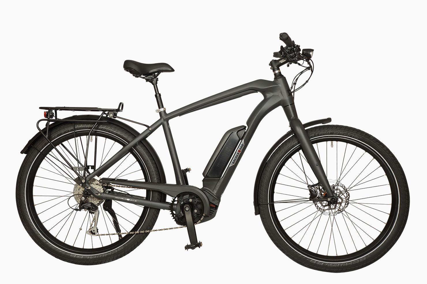 Fahrrad Griffe VELO Echt-Leder braun 90//90mm f 2 Drehgriffschaltungen